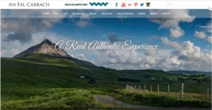 Falcarragh Tourist Website