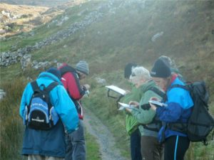Map reading and navigational skills