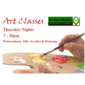 Art Classes 2016