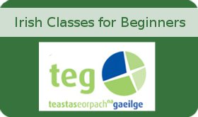 Irish Classes for beginners