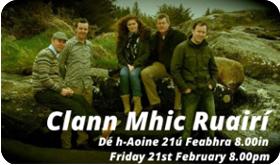 Clann Mhic Ruairí, 21ú Feabhra 2014.