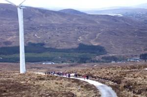 Tullaghobegley Heritage Walk 2014