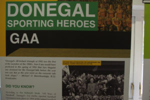 Donegal Sporting Heros Exhibition