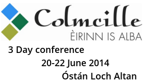 Slí Cholmcille Conference