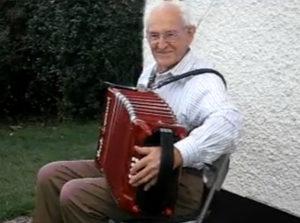 Éamonn Ghráinne Mac Ruairí, amhránaí ar an Sean-nós