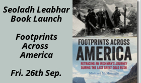 Book Launch: Footprints Across America