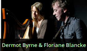 Dermot Byrne & Floriane Blancke 28th March