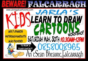 Jarla's Learn to Draw Cartoons