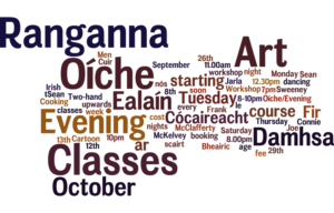 Evening Classes January 2016