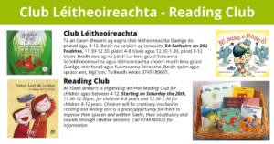 Club Léitheoireachta